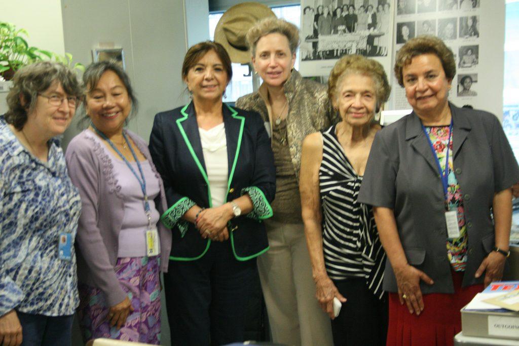 Several Sources at UN Genoveva Conference