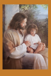 Updated 2018 August Prayer Card
